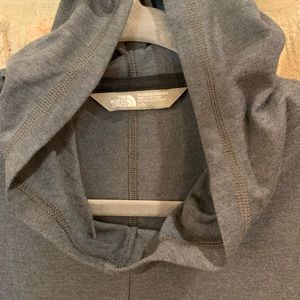North Face Mini Hooded Dress w/Side Pockets